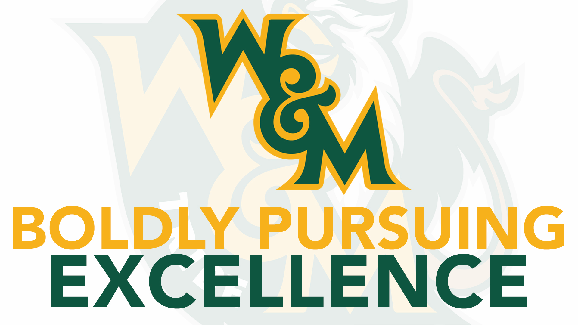 W&M Athletics Enters New Phase of Strategic Planning - William & Mary  Athletics