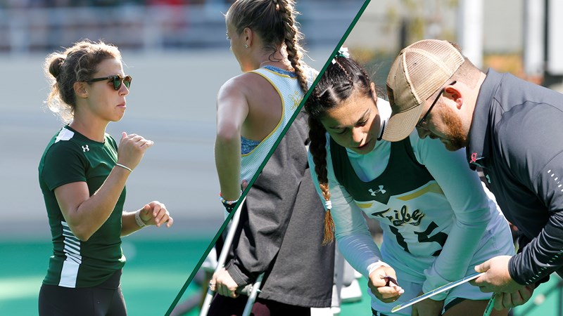 W&M Assistants Mark Egner, Martu Loncarica Named to Team USA Team Staff