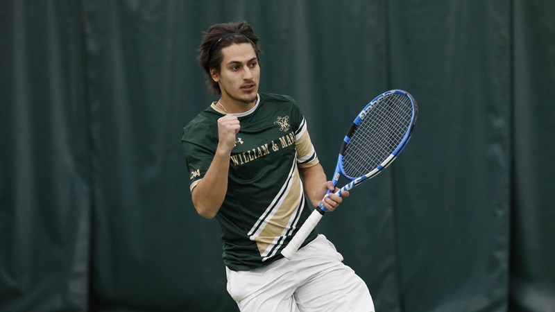 Men's Tennis Hits the Road for Two Matches this Weekend