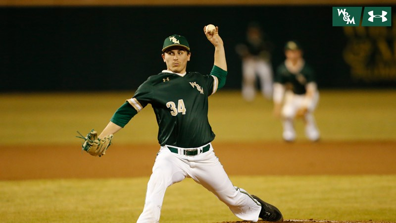 Baseball Welcomes First-Place Elon For CAA Series This Weekend